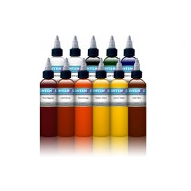 intenze tattoo ink primary dark