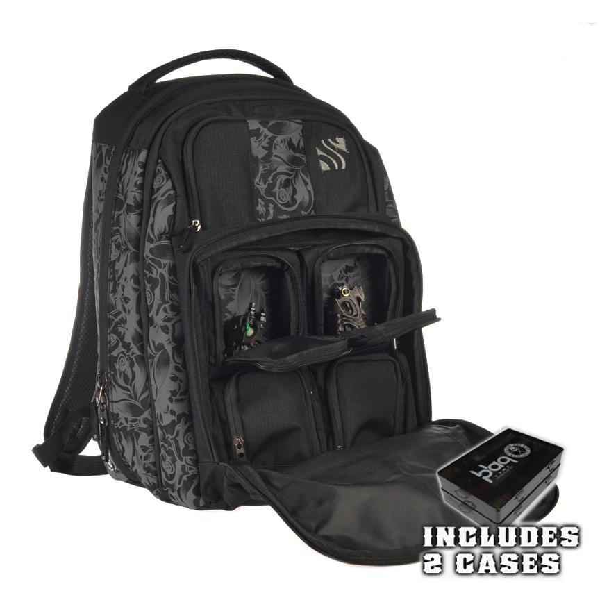 Sullen blaq paq onyx tattoo backpack for Tattoo machine case