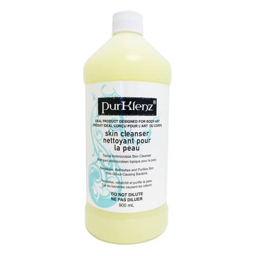 purklenz tattoo cleanser antiseptic