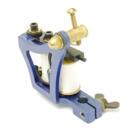 Tattoo Machine Blue Sea 3