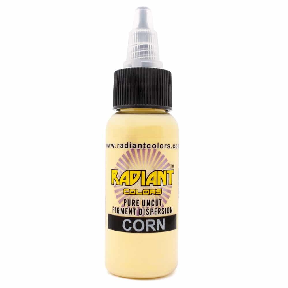 Tattoo Ink: Radiant Colors Corn 1/2oz