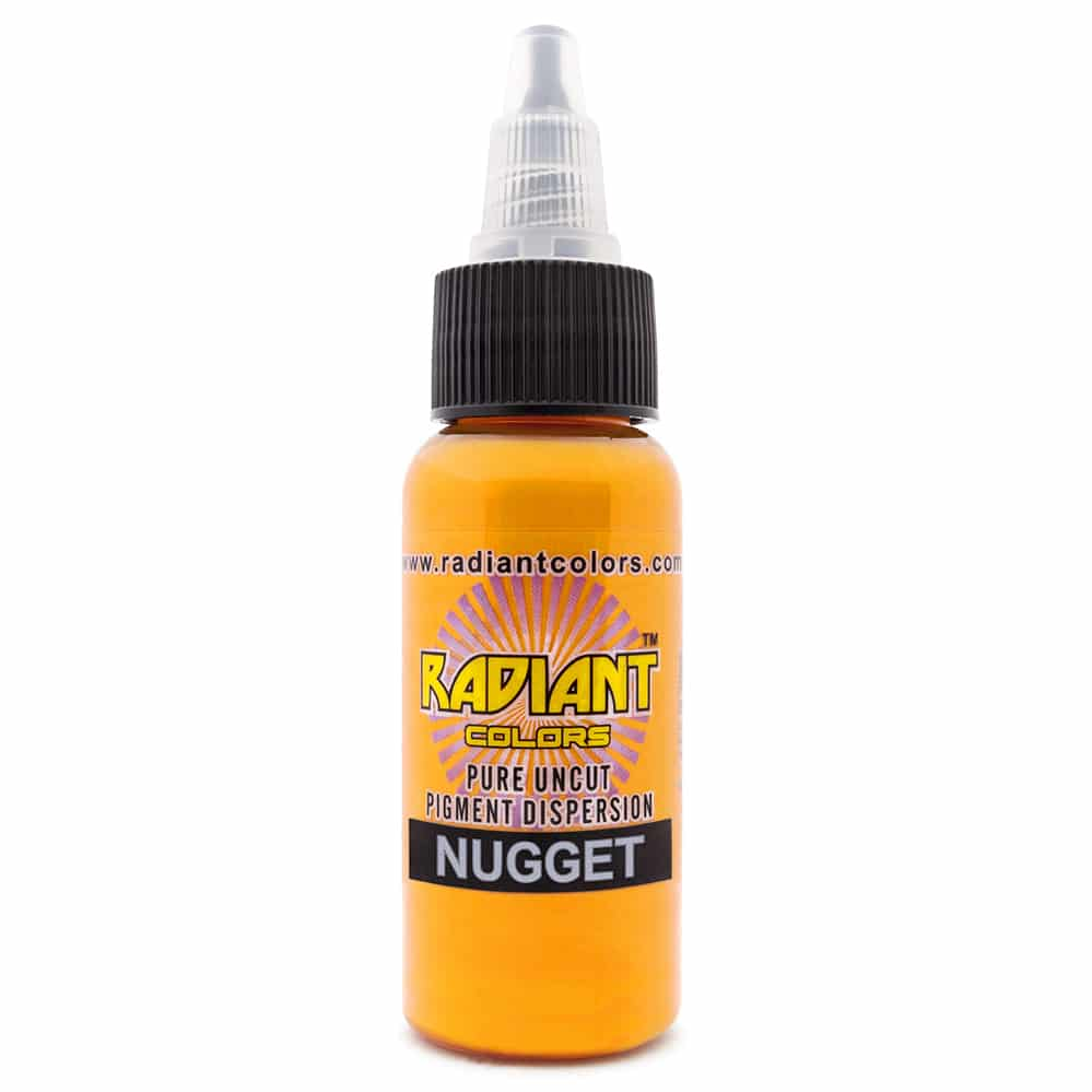 Tattoo Ink: Radiant Colors Nugget 1/2oz
