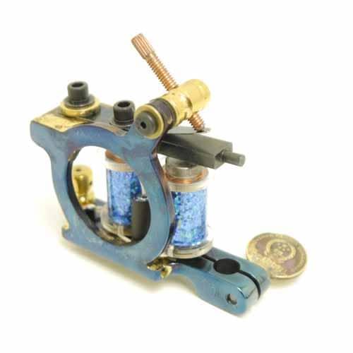 Union Machine - Shader - Blue Zeus 8