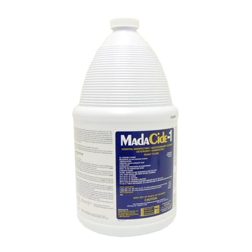 Madacide-1 tattoo surface disinfectant
