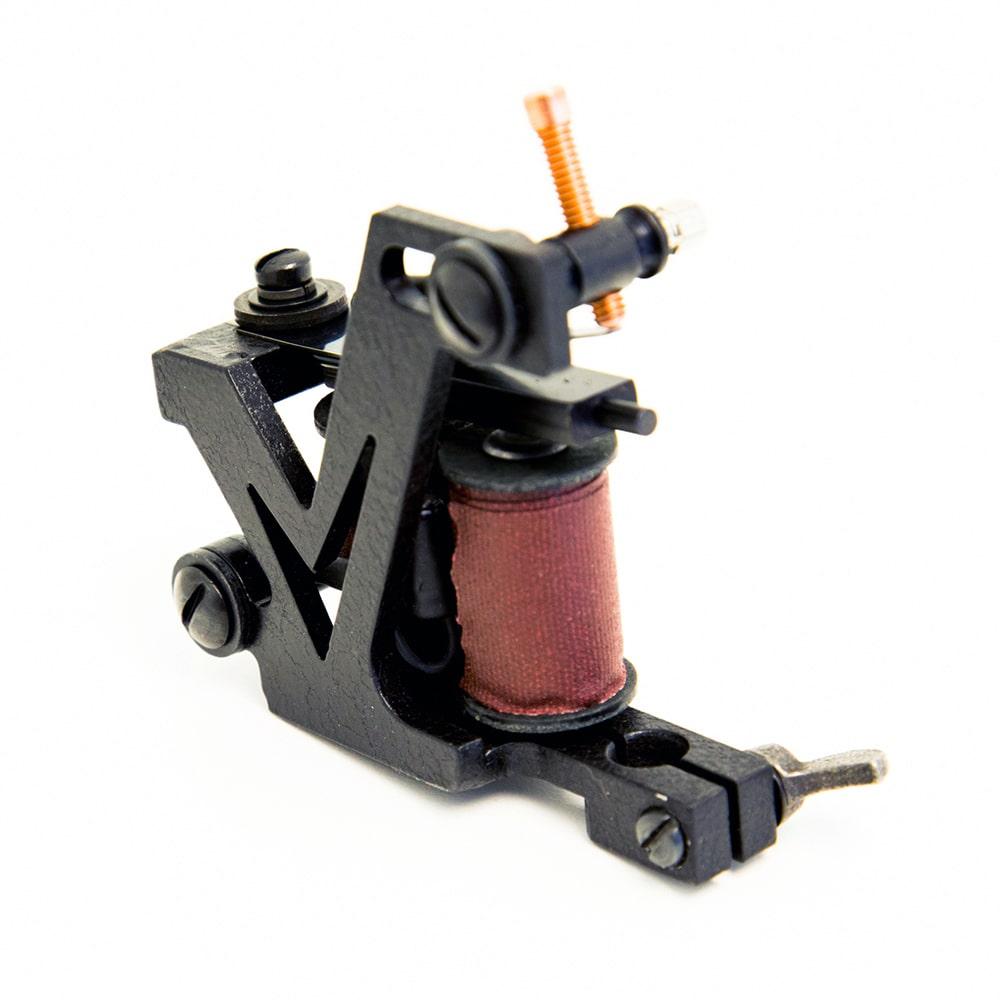 vamp tattoo machine custom built by brandyn feldman