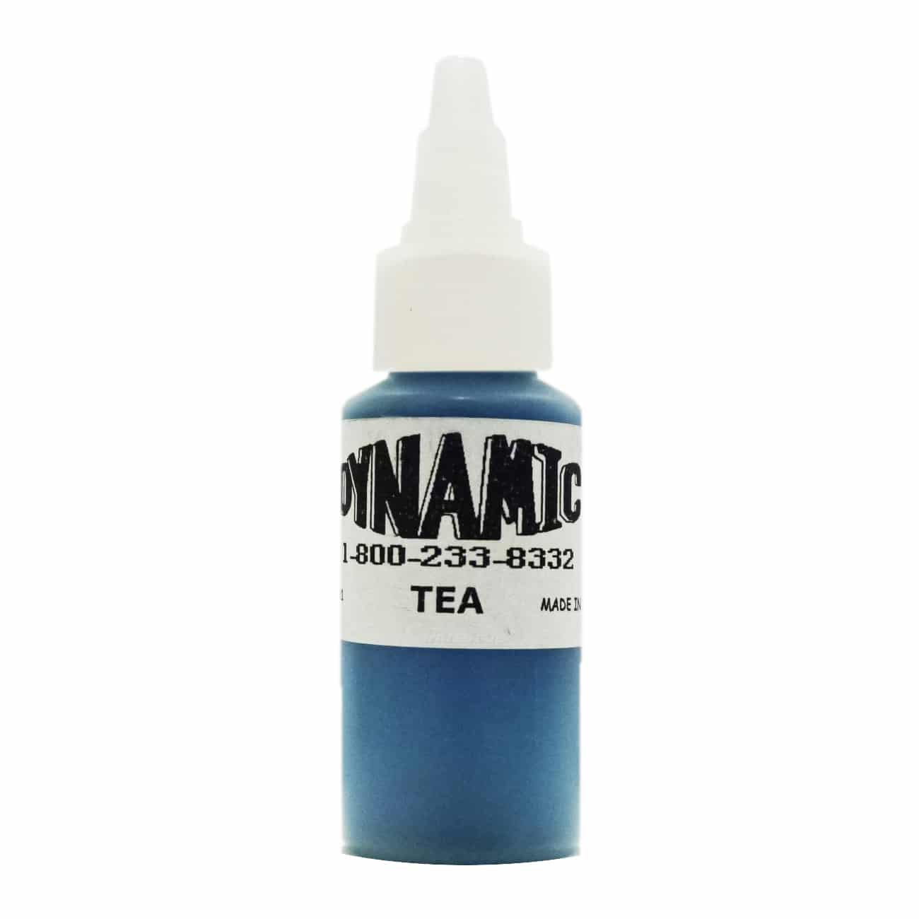 Dynamic Color Tattoo Ink 1oz: Teal