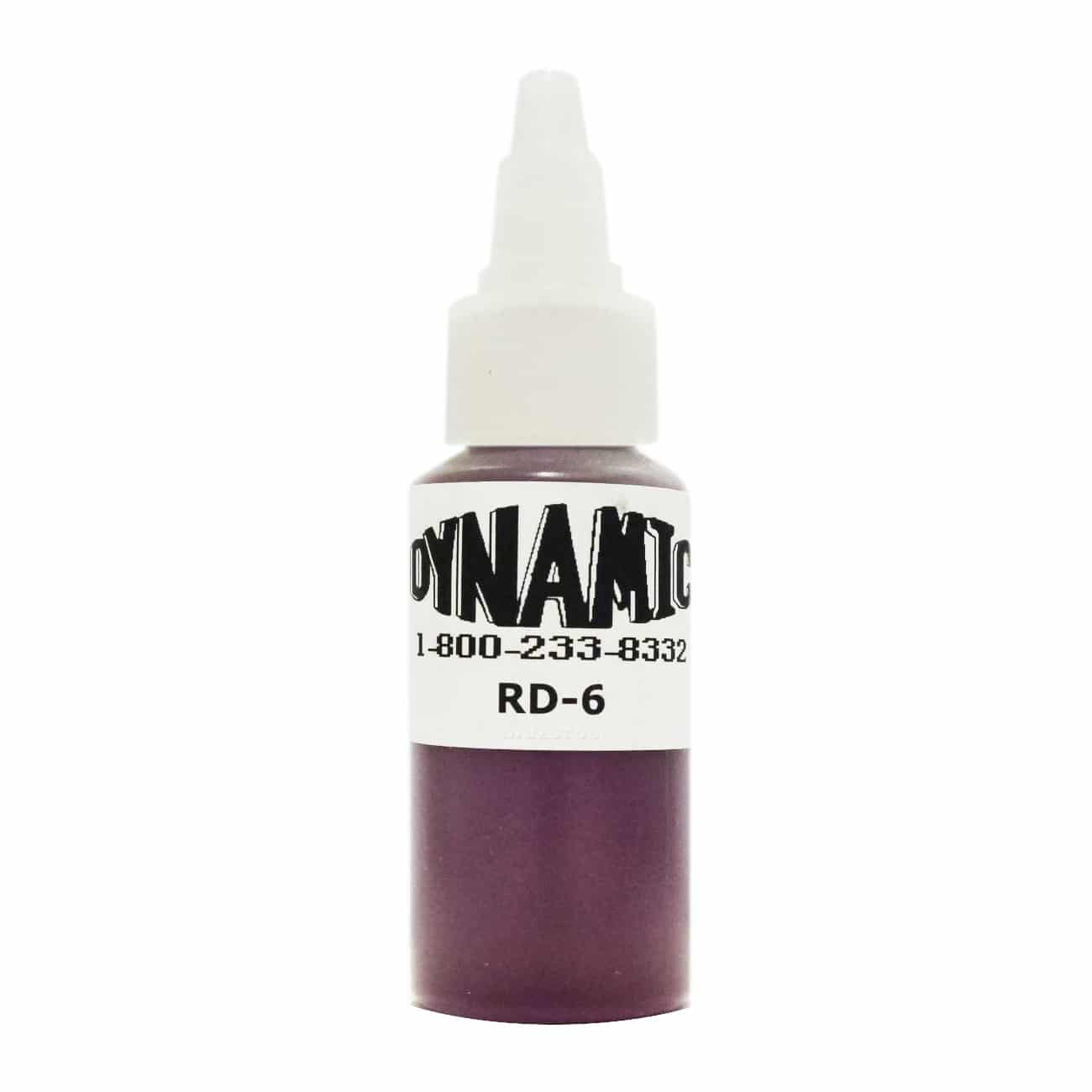 Dynamic Color Tattoo Ink 1oz: Red Wine