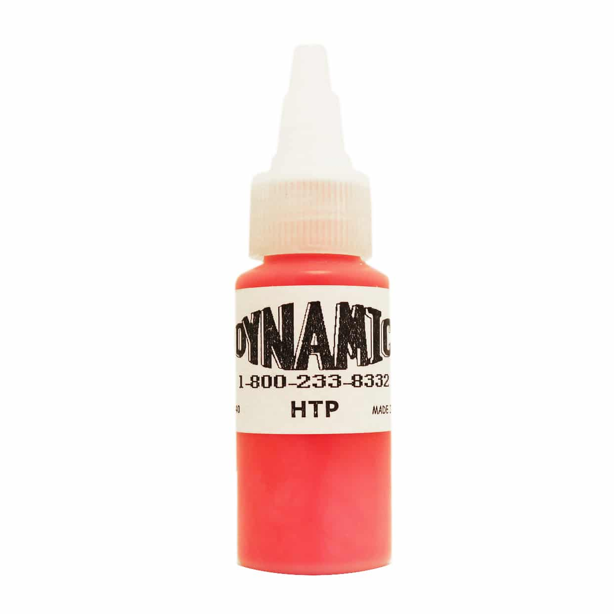 Dynamic Color Tattoo Ink 1oz: Hot Pink