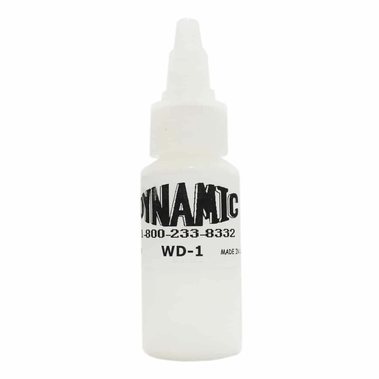 Dynamic Color Tattoo Ink 1oz: White