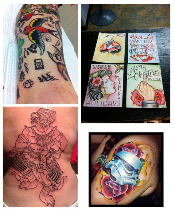 Thai Warrior Tattoo 2
