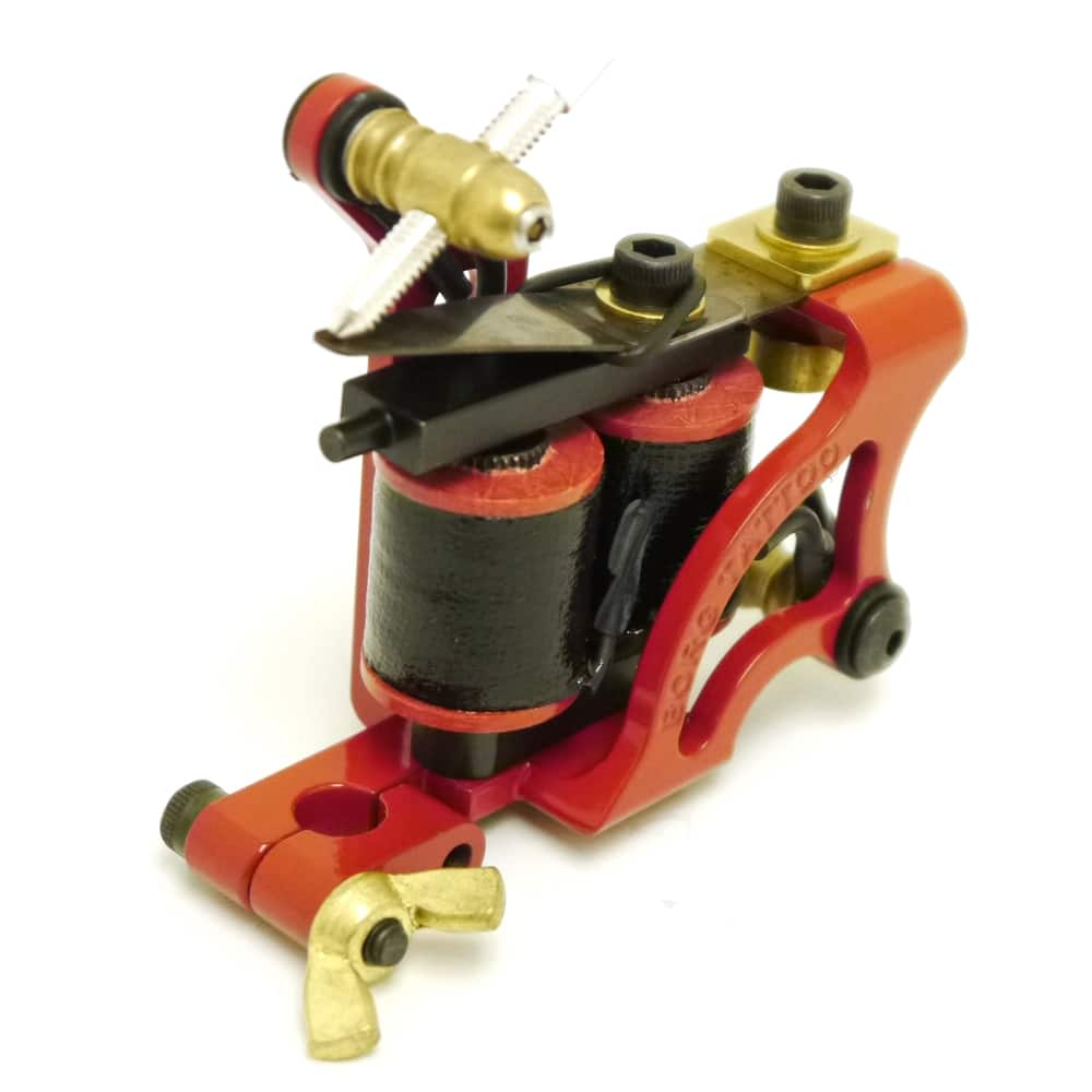 Borg Tattoo Machine 7