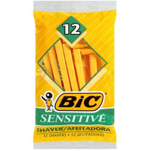 Bic Tattoo Shaver 12 Pack