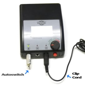 tattoo automatic switch foot pedal