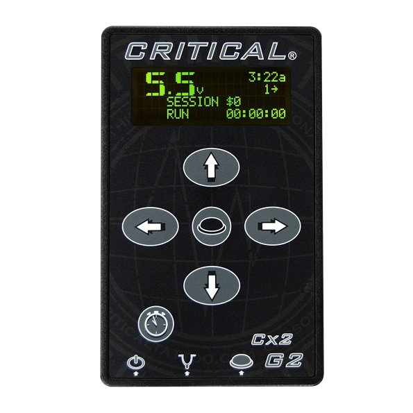 Critical Tattoo Power Supply CX2G2