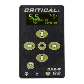Critical Tattoo Power Supply CX2RG2