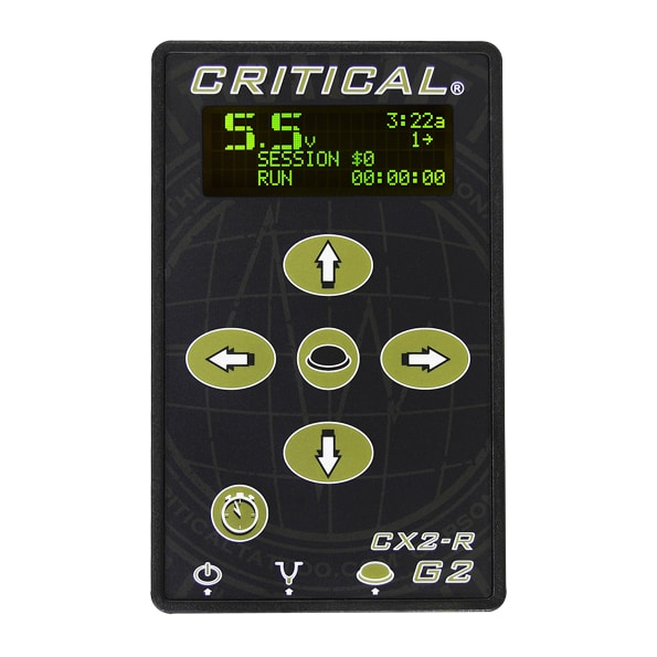 Critical Tattoo Power Supply CX2RG2