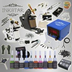 Inkstar Tattoo Kit Journeyman C10