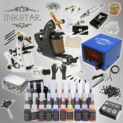 Inkstar Tattoo Kit Journeyman CC20
