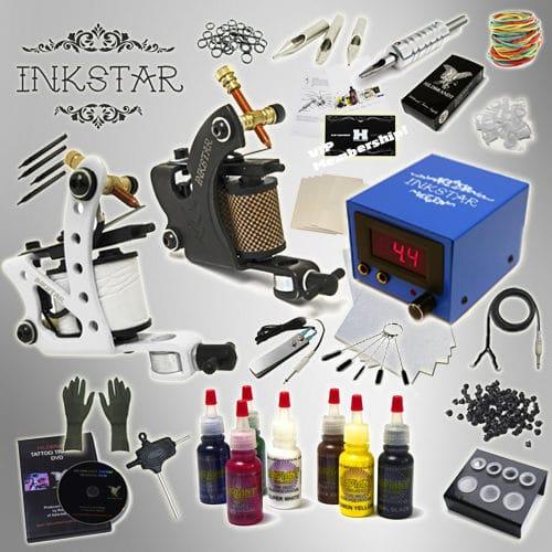 Inkstar Tattoo Kit Journeyman RC7