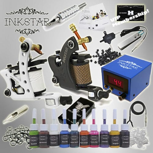 Inkstar Tattoo Kit Maker D10