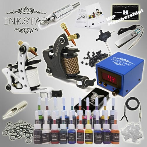 Inkstar Tattoo Kit Maker D20