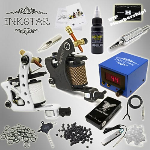 Inkstar Tattoo Kit Maker BLK