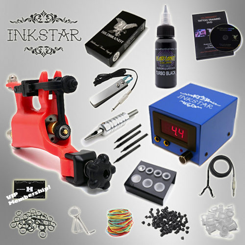 Inkstar Rotary Tattoo Kit 1