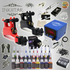 Inkstar Rotary Tattoo Kit 4