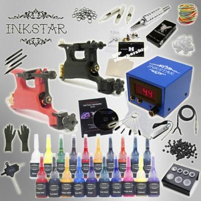 Inkstar Rotary Tattoo Kit TKI2R20