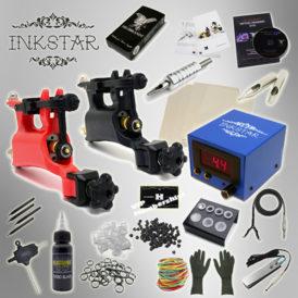 Inkstar Rotary Tattoo Kit 3