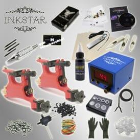 Inkstar Rotary Tattoo Kit