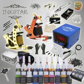 inkstar journeyman kit with case and 20 inks