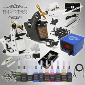 Inkstar Tattoo Kit MAKER 4