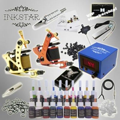 inkstar tattoo kit maker d 20 inks