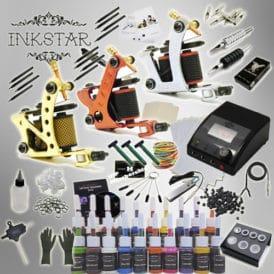 inkstar tattoo kit apprentice c and 20 inks