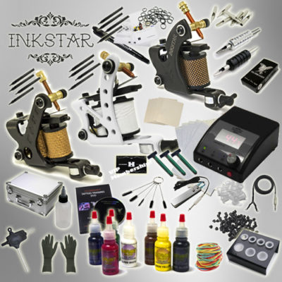 Inkstar Tattoo Kit