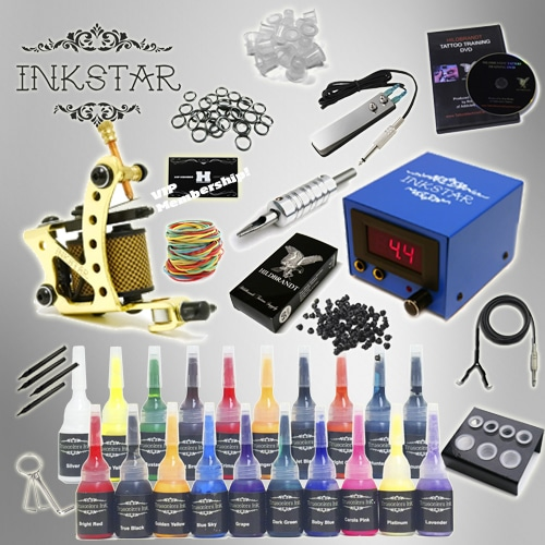 Tattoo Kit Inkstar TKI1B20