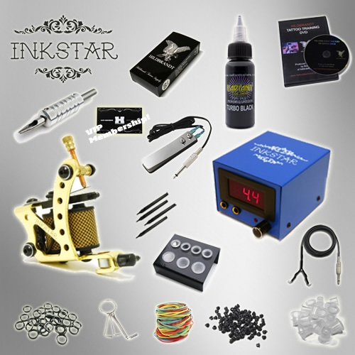 Tattoo Kit Inkstar TKI1BBLK