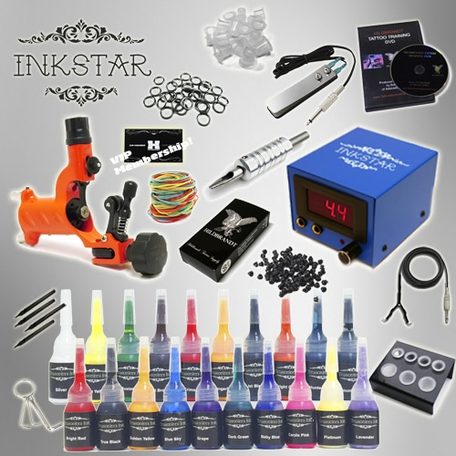 Tattoo Kit Inkstar TKI1R20