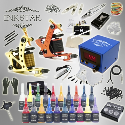 Tattoo Kit Inkstar TKI2C20