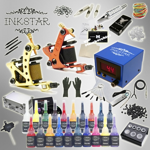 Tattoo Kit Inkstar TKI2CC20