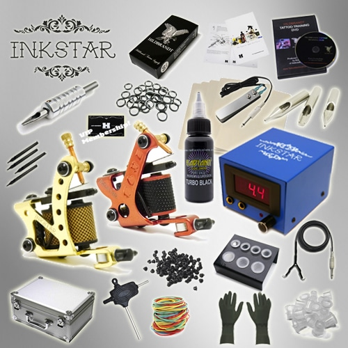 Tattoo Kit Inkstar TKI2CCBLK