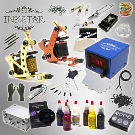 Tattoo Kit Inkstar TKI2CCRC7