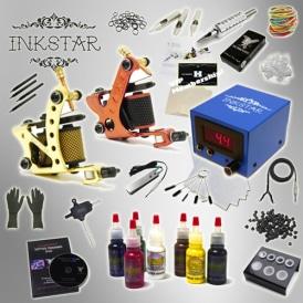 Tattoo Kit Inkstar TKI2CRC7