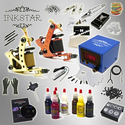Tattoo Kit Inkstar TKI2CRC7