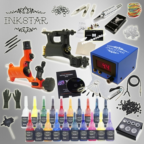 Tattoo Kit Inkstar TKI2R20