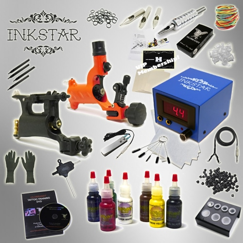 Tattoo Kit Inkstar TKI2RRC7