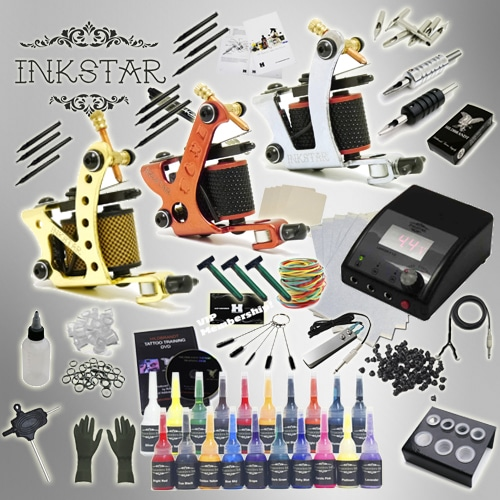 Tattoo Kit Inkstar TKI3C20