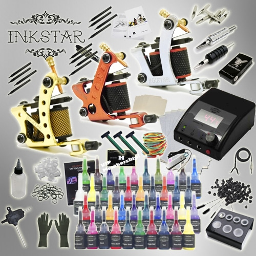 Tattoo Kit Inkstar TKI3C40