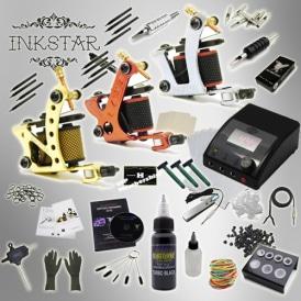 Tattoo Kit Inkstar TKI3CBLK